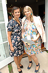 Frances Pennington, Ariana Lambert Smeraldo==<br /> LAXART 5th Annual Garden Party Presented by Tory Burch==<br /> Private Residence, Beverly Hills, CA==<br /> August 3, 2014==<br /> &copy;LAXART==<br /> Photo: DAVID CROTTY/Laxart.com==