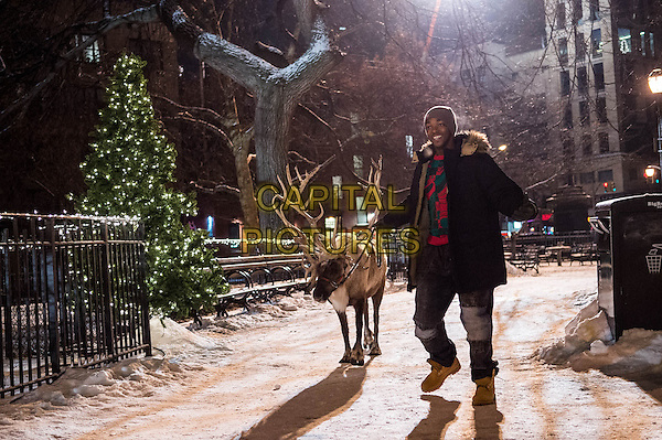 The Night Before (2015) <br /> Anthony Mackie <br /> *Filmstill - Editorial Use Only*<br /> CAP/FB<br /> Image supplied by Capital Pictures