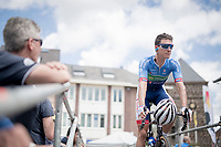 Niki Terpstra (NED/Total - Direct Energie) at sign-on<br /> <br /> Dwars door het Hageland 2019 (1.1)<br /> 1 day race from Aarschot to Diest (BEL/204km)<br /> <br /> ©kramon