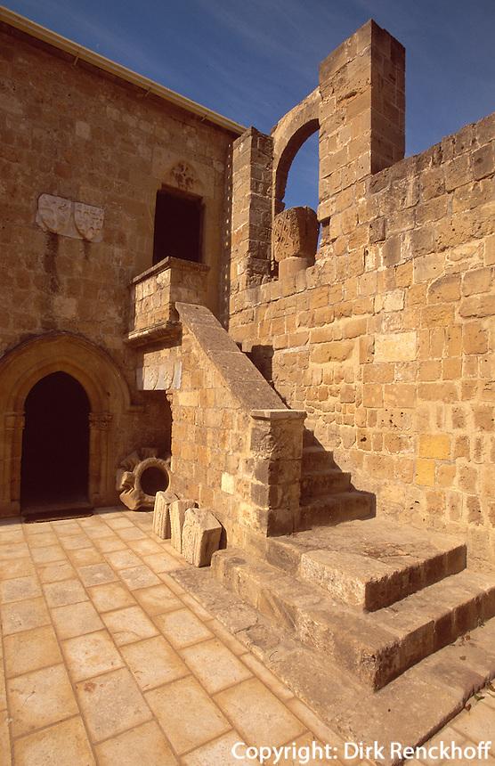 Zypern (Nord), im Lapidarium in Nicosia (Lefkosa)