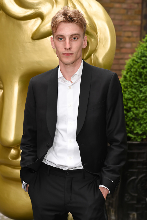 Charlie Cooper<br /> arriving for the BAFTA Craft Awards 2018 at The Brewery, London<br /> <br /> ©Ash Knotek  D3398  22/04/2018