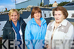 Nora Nolan, Castleisland, Marie Nolan, Moyvane and Neenan, Abbeydorney pictured at Ballyheigue Pattern day on wednesday were
