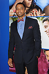 Christian Keyes arriving at the Pan African Film and Arts Festival premiere of About Last Night, held at the Cinerama Dome on February 11, 2014.