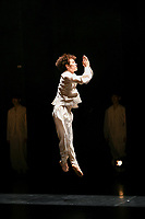perform Sok-do (Velocity) as part a Festival of Korean Dance 2019 at The Place, London<br /> <br /> ©Ash Knotek  D3503  31/05/2019