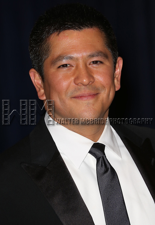 attending the  2013 White House Correspondents' Association Dinner at the Washington Hilton Hotel in Washington, DC on 4/27/2013