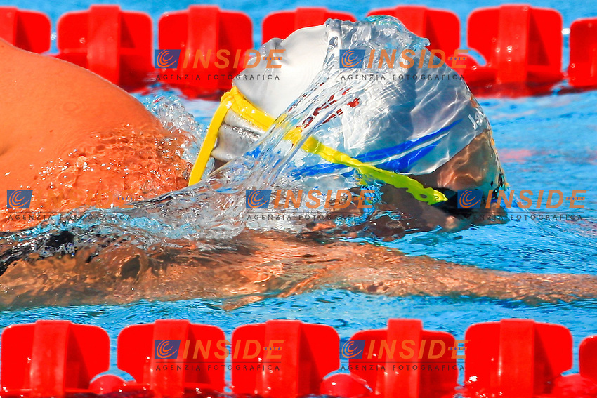 Roma 26th July 2009 - 13th Fina World Championships From 17th to 2nd August 2009.Women's 400m freestyle.Federica Pellegrini ITA .photo: Roma2009.com/InsideFoto/SeaSee.com
