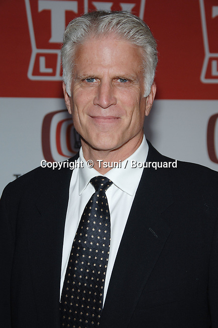 Ted Danson arriving at the TV LAND Awards at the Barker Hangar in Santa Monica Airport in Los Angeles. March 19, 2006.