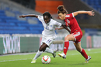 Wales Women v England Ladies - World Cup Qualifier - 21/08/2014