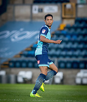 Nathan Tyson of Wycombe Wanderers during the Friendly match between Wycombe Wanderers and AFC Wimbledon at Adams Park, High Wycombe, England on 25 July 2017. Photo by Andy Rowland.