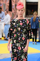 Susanne Wuest<br /> arriving for the Royal Academy of Arts Summer Exhibition 2018 opening party, London<br /> <br /> ©Ash Knotek  D3406  06/06/2018