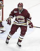 Sophomore defenseman Tim Filangieri of Islip Terrace, New York played in all 42 games for Boston College in his freshman season. The Boston College Eagles defeated the University of Wisconsin Badgers 3-0 on Friday, October 27, 2006, at the Kohl Center in Madison, Wisconsin in their first meeting since the 2006 Frozen Four Final which Wisconsin won 2-1 to take the national championship.<br />