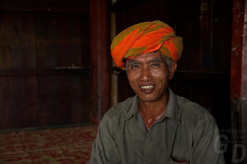 Inle Lake Festival - Inle Lake, Shan State, Myanmar