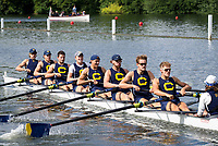 Henley Royal Regatta, Henley on Thames, Oxfordshire, 28 June - 2 July 2017.  Friday  09:42:39   30/06/2017  [Mandatory Credit/Intersport Images]<br /> <br /> Rowing, Henley Reach, Henley Royal Regatta.<br /> <br /> The Temple Challenge Cup<br />   University of California, Berkeley, U.S.A.