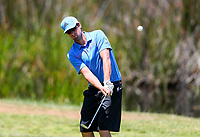 Scott Wrightman of Northland. Day One of the Toro Interprovincial Men's Championship, Mangawhai Golf Club, Mangawhai,  New Zealand. Tuesday 5 December 2017. Photo: Simon Watts/www.bwmedia.co.nz