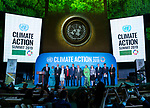 Climate Action Summit 2019: Programme<br /> <br /> Opening Ceremony:<br /> <br /> • Remarks by the Secretary-General<br /> • Youth dialogue with Secretary-General<br /> Group photo