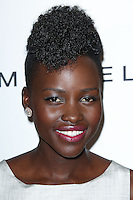 WEST HOLLYWOOD, CA, USA - APRIL 08: Lupita Nyong'o at the Marie Claire Fresh Faces Party Celebrating May Cover Stars held at Soho House on April 8, 2014 in West Hollywood, California, United States. (Photo by Celebrity Monitor)