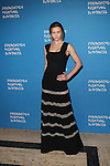 Model Mila Krasnoiarova attend the Foundation Fighting Blindness World Gala Held at Cipriani downtown located at 25 Broadway