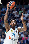 Real Madrid Trey Thompkins during Turkish Airlines Euroleague Quarter Finals 4th match between Real Madrid and Panathinaikos at Wizink Center in Madrid, Spain. April 27, 2018. (ALTERPHOTOS/Borja B.Hojas)