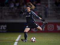 Boyds, MD - Saturday September 30, 2017: Madalyn Schiffel during a regular season National Women's Soccer League (NWSL) match between the Washington Spirit and the Seattle Reign FC at Maureen Hendricks Field, Maryland SoccerPlex.