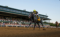 October 06 2018 : Knicks Go with Albin Jimenez wins the Claiborne Breeders Futurity States at Keeneland Racecourse on October 05, 2018 in Lexington, Kentucky. Evers/ESW/CSM