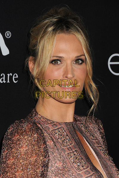 18 October 2014 - Santa Monica, California - Molly Sims. Elyse Walker's 10 Year Anniversary Pink Party held at Santa Monica Airport Hangar 8.  <br /> CAP/ADM/BP<br /> &copy;Byron Purvis/AdMedia/Capital Pictures