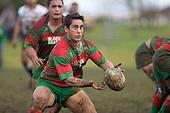 A. Murphy. Counties Manukau Premier 1 McNamara Cup round 2 rugby game between Manurewa & Waiuku played at Mountfort Park, Manurewa on the 30th of June 2007. Manurewa led 19 - 3 at halftime and went on to win 31 - 3.