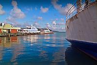 Fajardo, Port of Entry, Puerto Rico, USA, Caribbean, Island, Greater Antilles, Commonwealth Puerto Rico