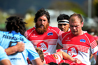 Action from the Heartland championship rugby match between Horowhenua Kapiti and East Coast at Otaki Domain in Otaki, New Zealand on Saturday, 23 September 2017. Photo: Dave Lintott / lintottphoto.co.nz