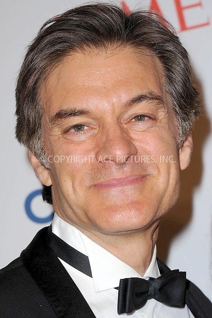 WWW.ACEPIXS.COM . . . . . .April 23, 2013...New York City....Dr. Mehmet Oz attends TIME 100 Gala, TIME'S 100 Most Influential People In The World at Jazz at Lincoln Center on April 23, 2013 in New York City ....Please byline: KRISTIN CALLAHAN - ACEPIXS.COM.. . . . . . ..Ace Pictures, Inc: ..tel: (212) 243 8787 or (646) 769 0430..e-mail: info@acepixs.com..web: http://www.acepixs.com .
