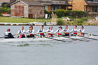 Crew: 302  COX-TURNER-FRICK-2  City of Oxford Rowing Club  W J17 8+<br /> <br /> Abingdon Spring Head 2019<br /> <br /> To purchase this photo, or to see pricing information for Prints and Downloads, click the blue 'Add to Cart' button at the top-right of the page.
