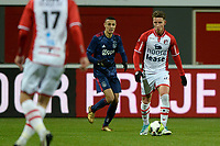 EMMEN - Voetbal, FC Emmen - Jong Ajax, Jens Vesting, Jupiler League, seizoen 2017-2018, 15-12-2017,  FC Emmen speler Glenn Bijl
