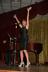 Colleen Zenk Pinter performs - We Love Soaps Weekend on  May 21 and May 22 2010 at Villa Roma Resort in Callicoon, New York. (Photo by Sue Coflin/Max Photos)