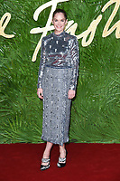 Ruth Wilson at the British Fashion Awards 2017 at the Royal Albert Hall, London, UK. <br /> 04 December  2017<br /> Picture: Steve Vas/Featureflash/SilverHub 0208 004 5359 sales@silverhubmedia.com
