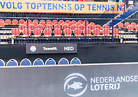 Den Bosch, The Netherlands, Februari 9, 2019,  Maaspoort , FedCup  Netherlands - Canada, <br /> Photo: Tennisimages/Henk Koster