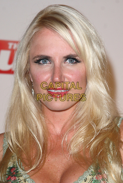 NANCY SORRELL.The Sun's new magazine 'Buzz' launch at Il Bottacio, London, England. .September 15th, 2010 .headshot portrait make-up beauty mascara eyelashes .CAP/JIL.©Jill Mayhew/Capital Pictures
