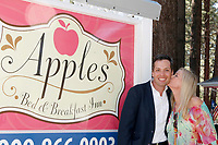 "LOS ANGELES - JUL 1:  Laure Kagan, Spencer Kagan, Dominique Zoida, Katherine Kelly Lang at the ""Crops of Luv"" Scrapbooking Event at the Apples Bed and Breakfast Inn on July 1, 2017 in Big Bear Lake, CA"