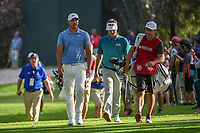 Brooks Koepka (USA) heads to 16 during round 2 of the World Golf Championships, Mexico, Club De Golf Chapultepec, Mexico City, Mexico. 2/22/2019.<br /> Picture: Golffile | Ken Murray<br /> <br /> <br /> All photo usage must carry mandatory copyright credit (&copy; Golffile | Ken Murray)