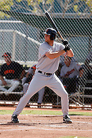 Brandon Belt - San Francisco Giants 2009 Instructional League .Photo by:  Bill Mitchell/Four Seam Images..