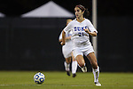 10 November 2012: Duke's Gilda Doria. The Duke University Blue Devils played the Loyola University Maryland Greyhounds at Koskinen Stadium in Durham, North Carolina in a 2012 NCAA Division I Women's Soccer Tournament First Round game. Duke won the game 6-0.