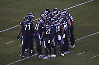 HUDDLE Philadelphia Eagles - 09.12.2019: Philadelphia Eagles vs. New York Giants, Monday Night Football, Lincoln Financial Field