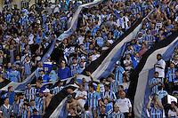 SÃO PAULO, SP, 01 DE SETEMBRO DE 2012 - CAMPEONATO BRASILEIRO - PALMEIRAS x GREMIO: Jogador durante partida Palmeiras x Gremio, válida pela 20ª rodada do Campeonato Brasileiro no Estádio do Pacaembú. FOTO: LEVI BIANCO - BRAZIL PHOTO PRESS
