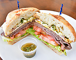 Cafe Buenos Aires in Berkeley Menu Shoot.  Bay Area restaurant photography by Luke George.