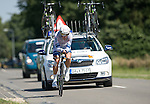 SITTARD, NETHERLANDS - AUGUST 16: Koen De Kort of the Netherlands riding for Team Argos-Shimano competes during stage 5 of the Eneco Tour 2013, a 13km individual time trial from Sittard to Geleen, on August 16, 2013 in Sittard, Netherlands. (Photo by Dirk Markgraf/www.265-images.com)
