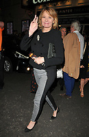 Kim Cattrall at the &quot;Consent&quot; press night, The Harold Pinter Theatre, Panton Street, London, England, UK, on Tuesday 29 May 2018.<br /> CAP/CAN<br /> &copy;CAN/Capital Pictures