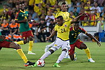 Jose Heriberto Izquierdo of Colombia during the friendly match between Camerun and Colombia in Madrid, Spain 13 jun 2017.(ALTERPHOTOS/Rodrigo Jimenez)