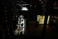 Customers walk carrying stores bags during Black Friday sales events in Jersey City, NJ.  11/27/2015. Eduardo MunozAlvarez/VIEWpress