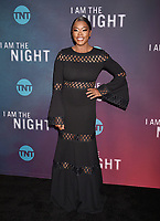 "LOS ANGELES, CA - MAY 09: Golden Brooks attends TNT's ""I Am The Night"" EMMY For Your Consideration Event at the Television Academy on May 09, 2019 in Los Angeles, California.<br /> CAP/ROT/TM<br /> ©TM/ROT/Capital Pictures"