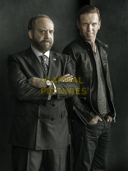 Billions  (2016-)<br /> (Season 1)<br /> Paul Giamatti as Chuck Rhoades and Damian Lewis as Bobby &quot;Axe&quot; Axelrod<br /> *Filmstill - Editorial Use Only*<br /> CAP/FB<br /> Image supplied by Capital Pictures