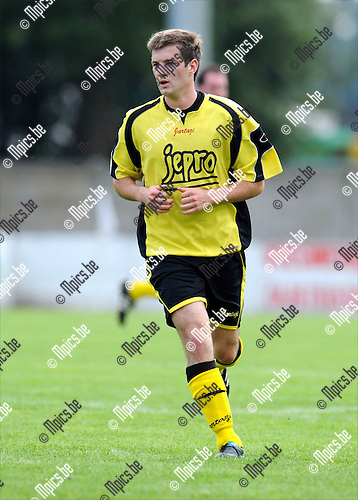 2011-07-31 / Voetbal / seizoen 2011-2012 / KFC Lille / Jorn Aerts..Foto: mpics