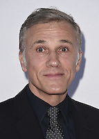 LOS ANGELES, CA - SEPTEMBER 27:   Christoph Waltz at the 2016/17 Los Angeles Philharmonic Opening Night Gala and Concert: Gershwin and the Jazz Age at the Walt Disney Concert Hall on September 27, 2016 in Los Angeles, California. Credit: mpi991/MediaPunch